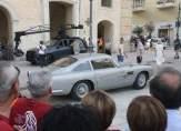 تحطم سيارة تُقدّر بملايين الدولارات أثناء تصوير فيلم جايمس بوند الجديد!