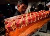 مطعم المشاهير في اليابان... شطيرته بـ185 دولار!
