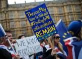 """""""نصف البريكست"""" يؤجج الخلافات في بريطانيا ..وعاصفة من الاستقالات تضع حكومة ماي على المحك"""