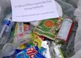 حديقة تايلاندية تعيد القمامة إلى الزائرين!
