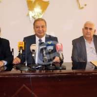 لقاء حواري في نقابة الصحافة - محمد عمر