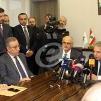تسليم وتسلم في وزارة المالية - محمد عمر
