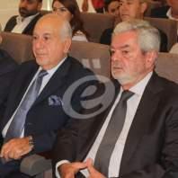 مؤتمر الوزير كيدانيان في وزارة السياحة - محمد عمر