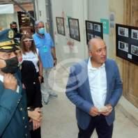 """معرض توثيقي بريدي بعنوان """"بيروت لا تموت"""" درج الجميزة - محمد عمر"""