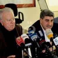 مؤتمر لاتحادات ونقابات قطاع النقل البري في لبنان - محمد عمر