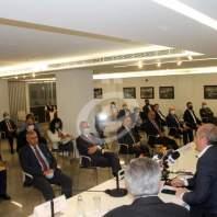 """مؤتمر الهيئات الاقتصادية """"ما ضاع حق وراءه مطالب""""- محمد عمر"""