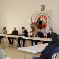 مؤتمر لإتحادات قطاع النقل البري- محمد عمر