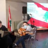 """افتتاح معرض """"كلنا لبيروت"""" بيت بيروت - محمد عمر"""
