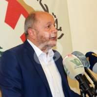 اجتماع المجلس التنفيذي للاتحاد العمالي العام - محمد عمر