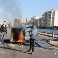 عودة قطع الطرقات في عدد من المناطق اللبنانية