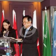 الملتقى اللبناني الصيني-محمد عمر