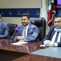 مؤتمر وزير الطاقة حول سد بسري - محمد عمر