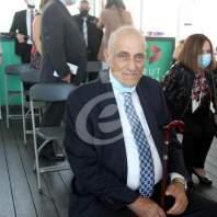 "تكريم مؤلف برنامج ""Easy Laws"" إدي صادر - محمد عمر"