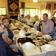 إفطار جمعية الإرشاد القانوني والاجتماعي - محمد عمر