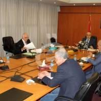 اجتماع لنقباء المهن الحرة - بيت الطبيب - محمد عمر