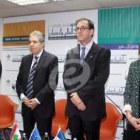 لقاء الكوادر العليا في القطاع العام - المعهد المالي - محمد عمر
