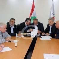 اجتماع ومؤتمر للاتحاد العمالي العام - محمد عمر