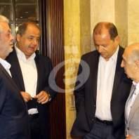 مؤتمر اتحادات نقابات السياحة في لبنان - فينيسيا - محمد عمر