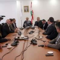 وزير الصحة يلتقي نقابة أصحاب المستشفيات الخاصة - محمد عمر