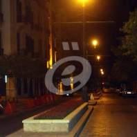عشية العيد .. شوارع بيروت خالية والحظر مستمر - محمد عمر