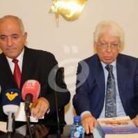 """مؤتمر """"الصحة حق"""" نقابة الصحافة - محمد عمر"""