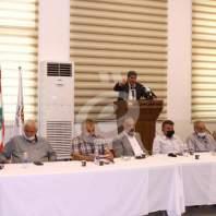 مؤتمر اتحادات ونقابات قطاع النقل البري في لبنان - محمد عمر