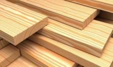 سعر الأخشاب يواصل الصعود القياسي ليتجاوز 1500 دولار