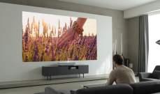 """LG"" تعرض البروجكتور ""LG CineBeam Laser 4K"" للبيع مقابل 6000 دولار"