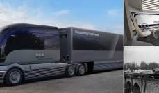 """""""هيونداي""""تكشف عن شاحنة بضائع ذاتية القيادة تعمل بالهيدروجين"""
