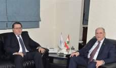 الإستماع لشهادتي الجراح وشقير في عدلية بيروت عند القاضي علي ابراهيم