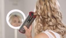 """""""ماجيك رود"""" أول جهاز لاسلكي لتجعيد الشعر"""