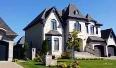 مبيعات المنازل الكندية عند أدنى مستوياتها منذ 1996