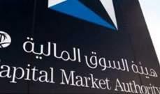 """""""هيئة السوق السعودية"""" توافق على طرح وحدات """"صندوق الجزيرة للمرابحة بالدولار الأميركي"""" طرحاً عاماً"""