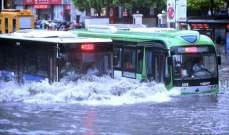الصين تتكبد خسائر مادية بنحو 25 مليار يوان بسبب الفيضانات