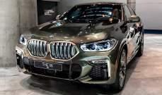 """""""بي إم دبليو"""" تعتزم طرح سيارة """"BMW X6"""" موديل 2020 خلال الشهر الجاري"""