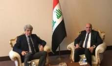 فرنسا تبدي استعدادها لمساعدة العراق لاصلاح النظام الضريبي