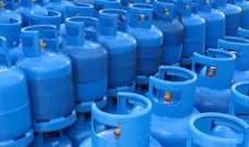 نقابة موزعي الغاز ومتفرعاتها: لعدم التهافت على تخزين المادة وهي متوافرة