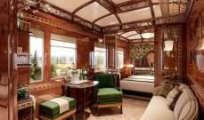 """بالصور: 3 أجنحة جديدة في قطار """"Venice Simplon-Orient-Express""""الفاخر"""