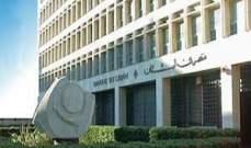 تقرير: توقعات بشراء مصرف لبنان سندات اليوروبوند لبيعها لاحقا
