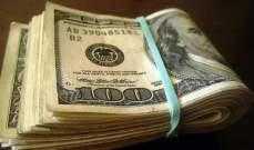 الدولار يتراجع 0.2 % مع تحسن اليورو والجنيه الاسترليني