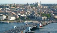 السياح في اسطنبول يتخطون عدد سكانها