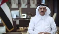 المنصوري: نمو اقتصاد الامارات اعتمد على ارتفاع اسعار النفط وعلى القطاعات غير النفطية