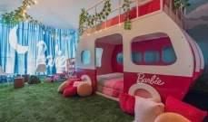 """بالصور: """"هيلتون"""" يقدم غرفة مستوحاة من عالم """"باربي"""""""