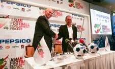 """""""بيبسيكو"""" توقع اتفاقية شراكة مع """"مشروع تطوير كرة القدم الآسيوية"""""""