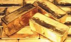 أسعار الذهب ارتفعت عند التسوية مع هبوط الدولار وعوائد السندات الأميركية