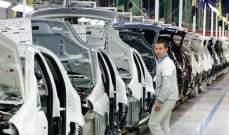 ارتفاع مبيعات السيارات الأوروبية للشهر الثاني على التوالي في شرين الاول