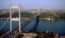 تركيا: نتوقع ارتفاع اعداد السياح في نهاية 2018