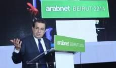 """حرب ممثلا سليمان في """"عرب نت"""": لبنان قادر على أن يكون مركزاً إنتاجياً للمحتوى الرقمي العربي والبرمجة والتصميم وإبتكار التطبيقات"""