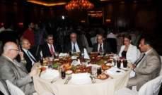 """افطار """"touch"""" للاعلاميين منصور: الشركة رسخت موقعها الريادي في سوق الاتصالات بحصة بلغت 53%"""