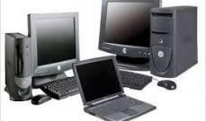 14% ارتفاعاً في حجم شحنات الحواسب الشخصية